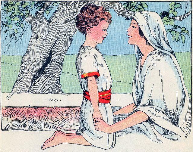 Jesus grew up in Nazareth Luke 2:40