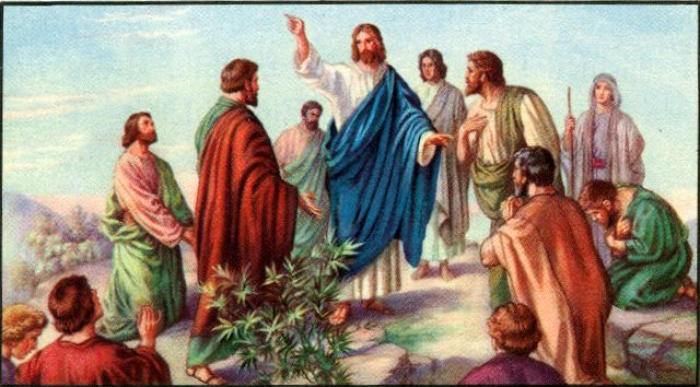 Jesus' Sermon on the Mount Matthew 5-7