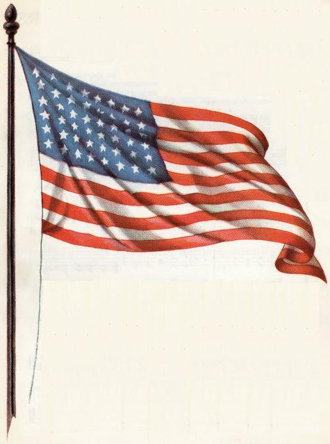 American Flag Romans 13:1-2