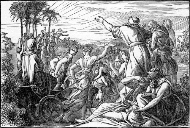 Return of the Jews from Captivity Ezra 1:5