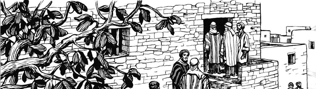 Last Supper  (Mark 14:15)