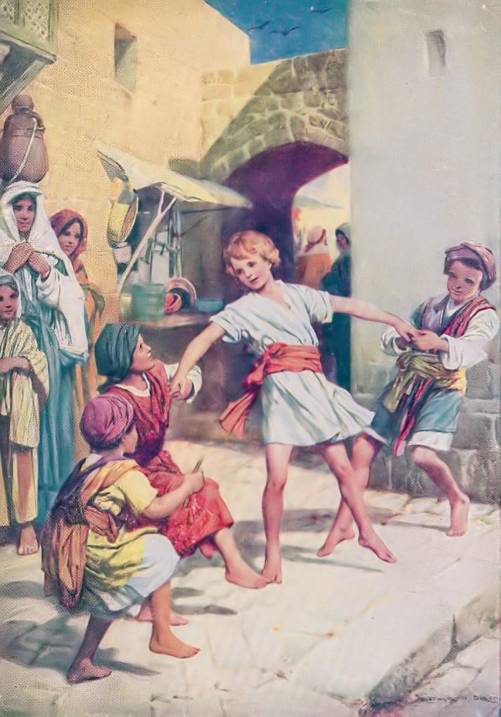 Children at play (Zechariah 8:5)