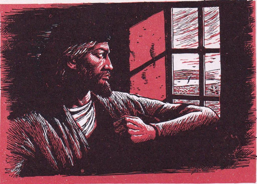 John the Baptist in prison (Matthew 14:3)