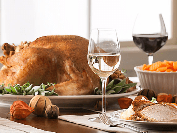 Italy wine pairings for Thanksgiving