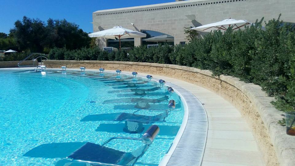 Antistress Academy at the Vivosa Apulia Resort, Southern Italy
