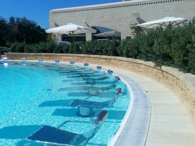 Antistress Academy at the Vivosa Apulia Resort, Southern Italy