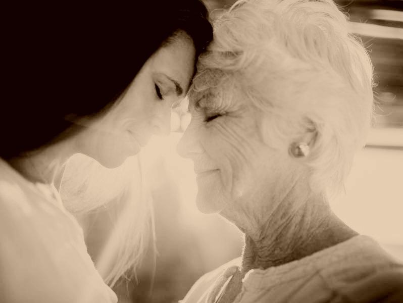 Perdere una madre è come perdere una parte della propria anima