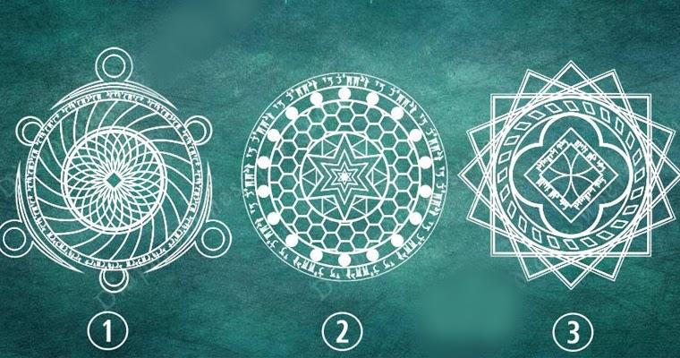 Scegli un simbolo e scopri cosa rivela di te