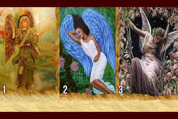 Scegli un Angelo, per Ricevere il tuo Messaggio Spirituale