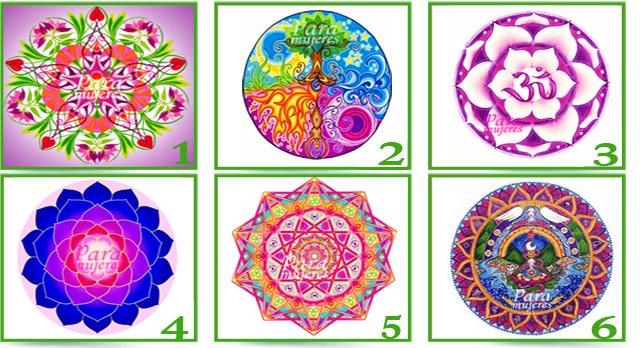 Il Mandala che scegli rivelerà importanti aspetti della tua personalità.