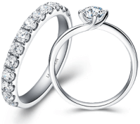 Difference Between Enement And Wedding Ring - Wedding Rings