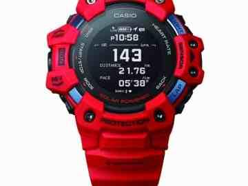 Nuovo orologio Casio G-SHOCK con frequenzimetro