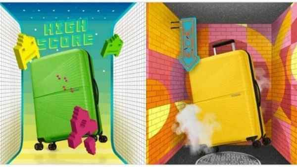 La nuova valigia Airconic by American Tourister