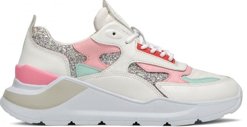 Le nuove sneaker donna collezione Primavera-Estate 2020 di D.A.T.E.