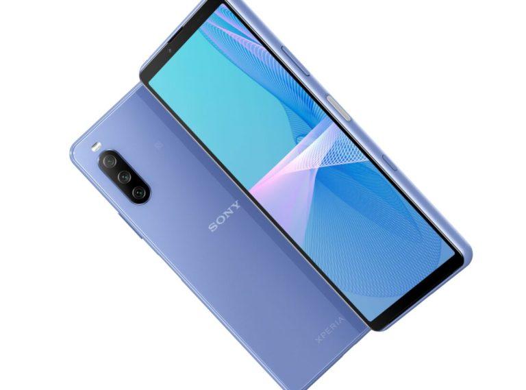 Nuovo_Smartphone- Sony_Xperia 10 III_