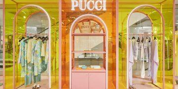 Punto Vendita Emilio Pucci Rinascente MilanoPE 2021