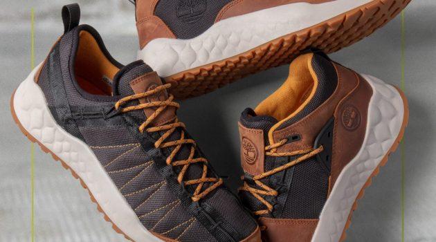 Sneaker TImberland nuova collezione Greenstride Solar Wave EK+