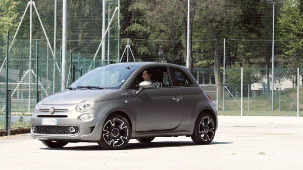 Il nuovo spot di Fiat 500 Sport Hybrid e Ermal Meta