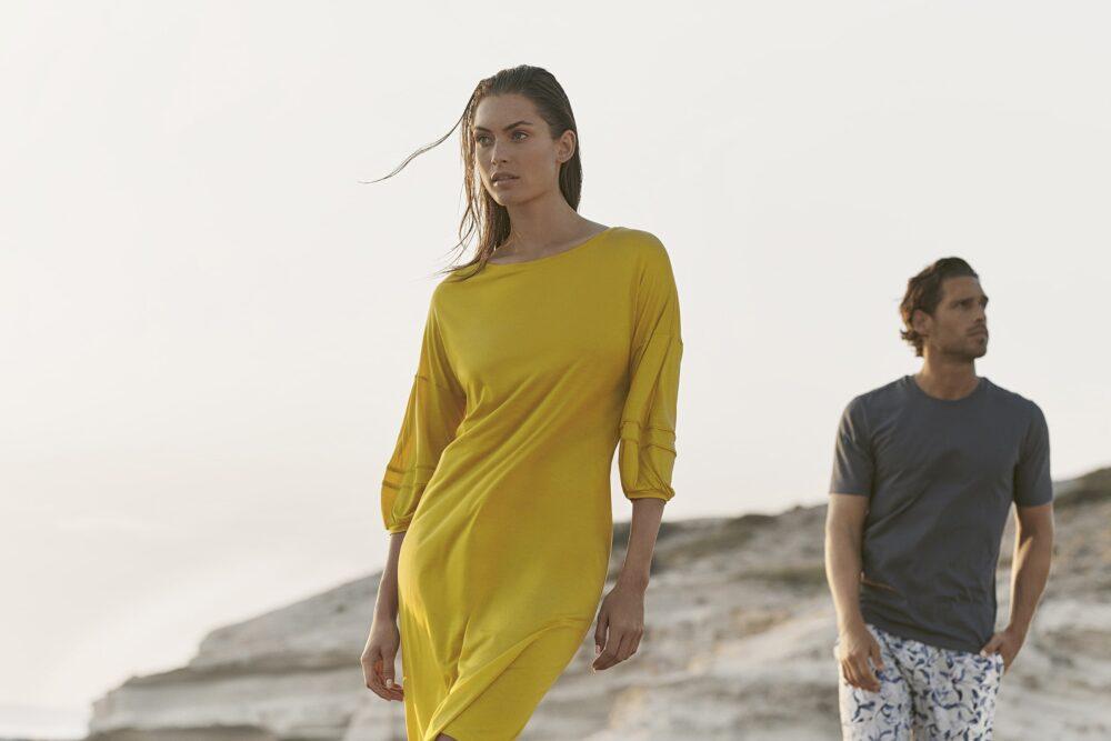 Hanro, il lusso sostenibile della nuova collezione PE 2021 di lingerie, pigiameria e loungewear