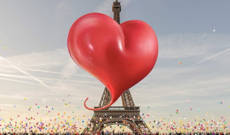 Jean-Paul Goude firma la prima campagna di Ami de Cœur catturandone il Dna e l'amore per Parigi