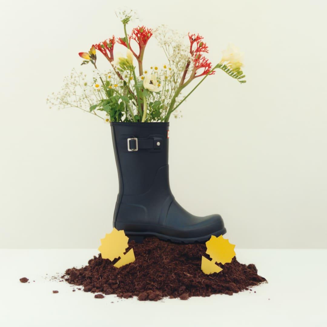 Hunter_calzature_gardening_giardinaggio