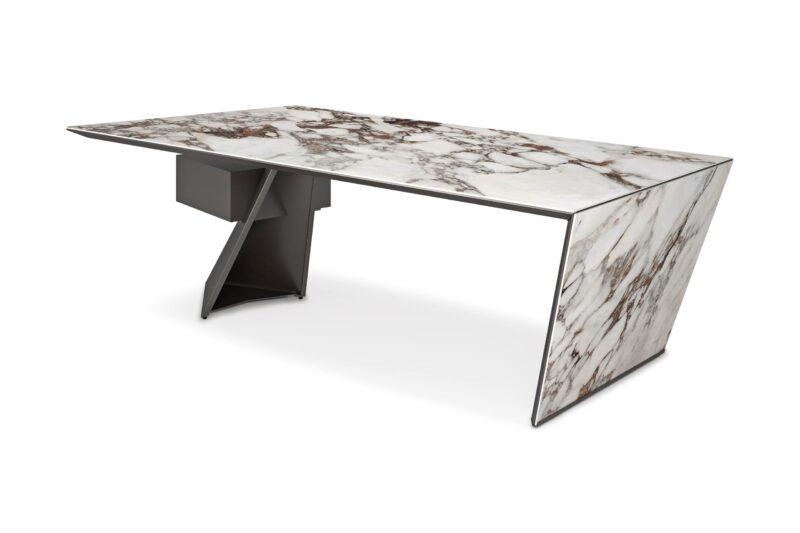 il tavolo Nasdaq Keramik