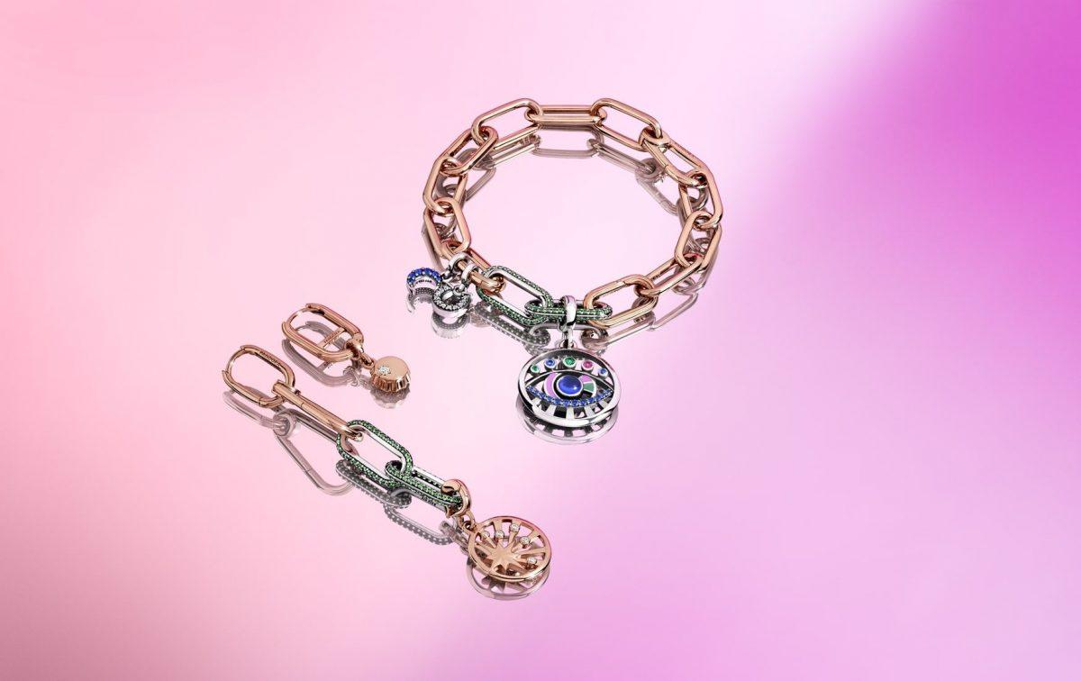 Pandora nuovi gioielli collezione Pandora Me Autunno-Inverno 2021-22