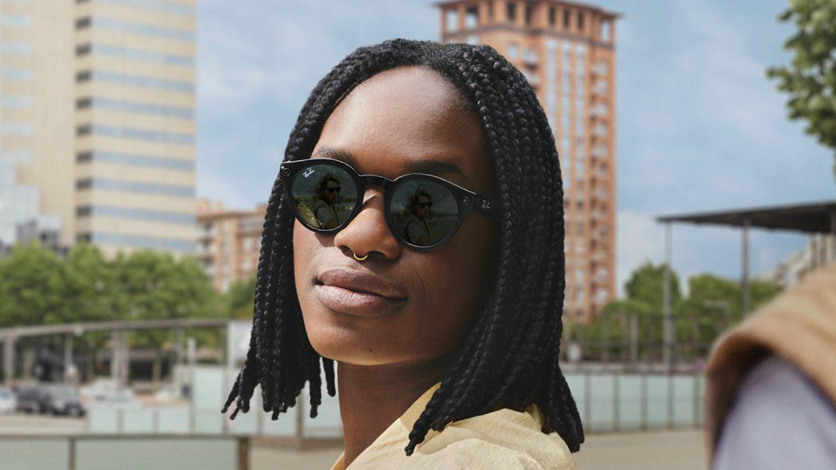 I nuovi occhiali smart di Ray-Ban e Facebook Ray-Ban Stories