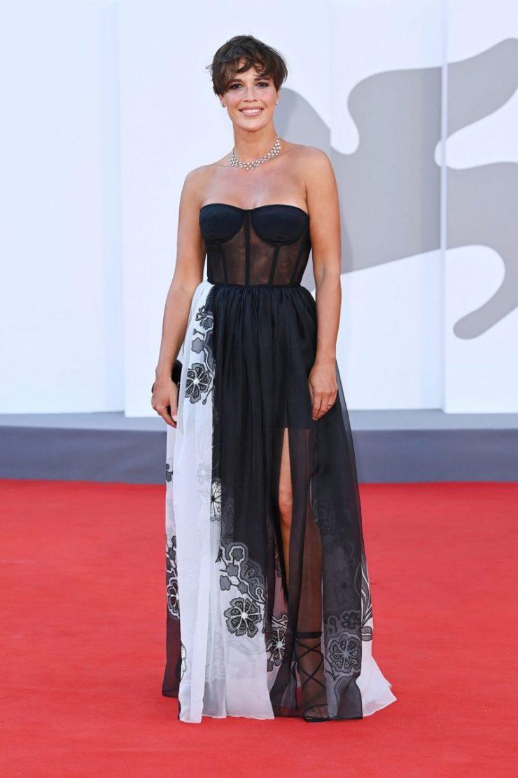Roberta Giarrusso_ Eramanno Scervino_Red Carpet Festival di Venezia-