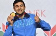 Francesco D'Armiento, oro nei campionati europei Under 23 di scherma