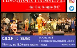 Musica, spettacolo e poesia: torna Tuscolo Arte Festival