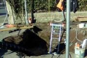 Albano: perdite di acqua finalmente riparate!