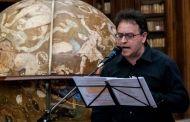 """Marino, lo scrittore Marco Onofrio al Festival Internazionale di Letteratura """"Europoesia"""""""