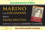 A Marino sarà presentato il libro