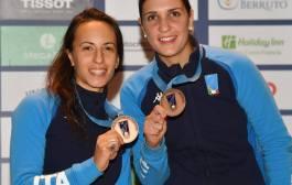 Frascati Scherma: 21 fiorettisti al Gp Fie di Torino, Volpi argento e De Costanzo-Errigo bronzo