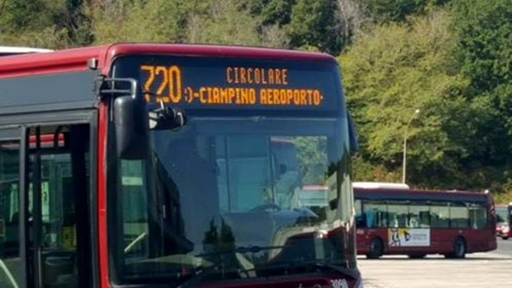 720 VOLTE GRAZIE: all'Atac, per la nuova tratta di autobus