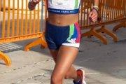 FRASCATI, ELISA GIUSEPPETTI VICE CAMPIONESSA ITALIANA NELLA 10 KM DI CORSA SU STRADA CATEGORIA JUNIORES