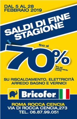 Bricofer Rocca Cencia