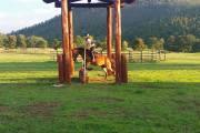 La FISE presenta i Pratoni del Vivaro per i mondiali di equitazione 2022