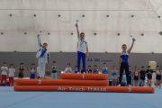 La Ginnastica Genzano sul podio nel Campionato Interregionale di Ginnastica Artistica