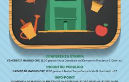 RIFIUTI, ARRIVA IL COMPOSTAGGIO DOMESTICO:  INCONTRO PUBBLICO AL TEATRO SACRO CUORE