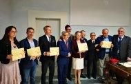 Frascati, Luigi Iovino è il nuovo ambasciatore del territorio per l'Associazione Città del Vino