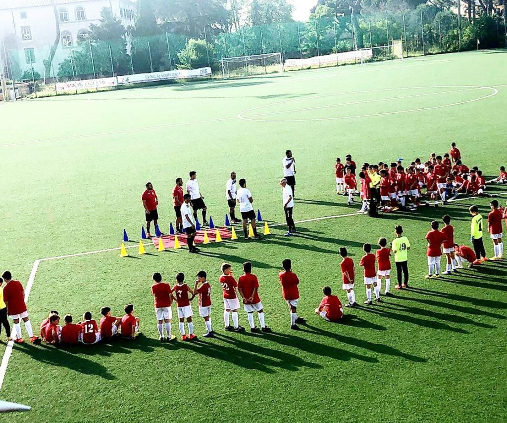 Grottaferrata – Vivace Furlani, la scuola calcio chiude una stagione entusiasmante