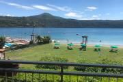 Lago Albano, le regole in vigore per spiagge e bagnanti