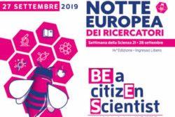 Il 27 settembre 2019 torna a Frascati la Notte Europea dei Ricercatori