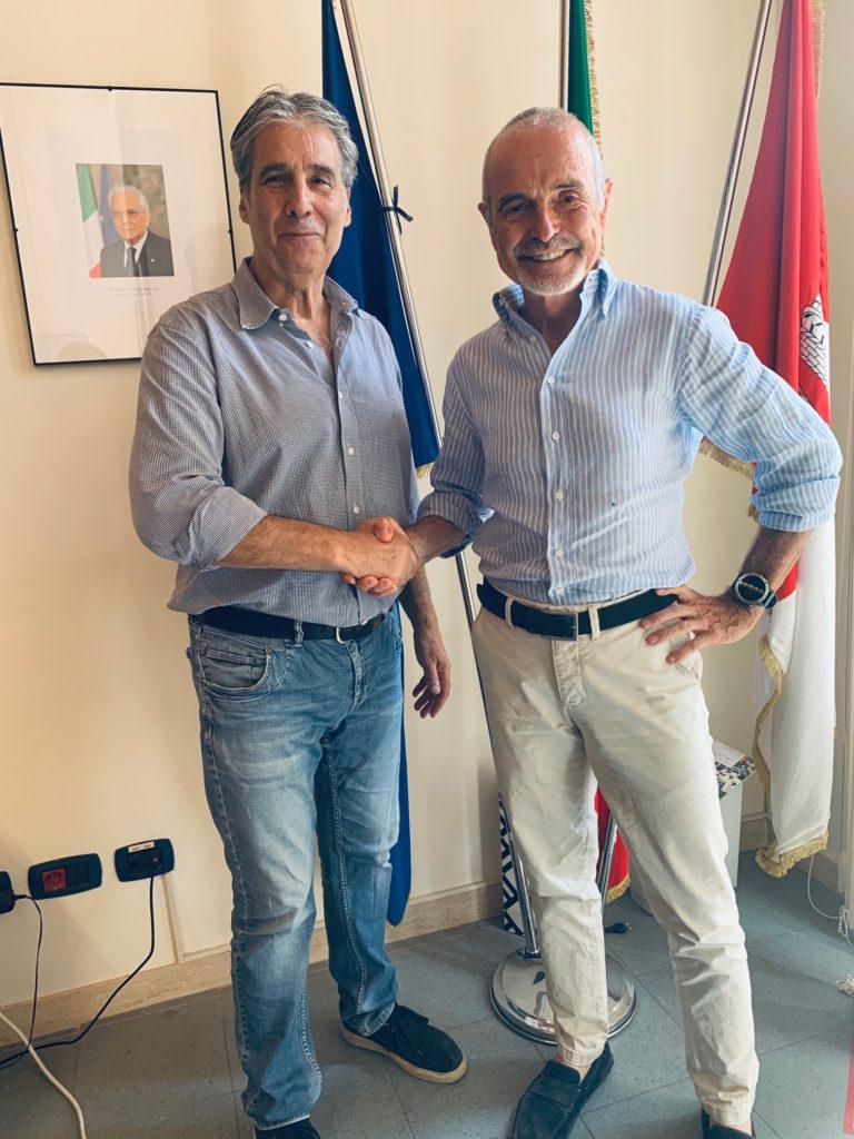 Grottaferrata, entra in giunta nel ruolo di assessore l'avvocato Gianluca Santilli