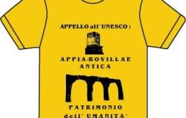 Sempre più adesioni per l'Unicum Appia antica-Boville