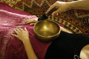 massaggio sonoro
