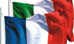 italia-francia-bandiera