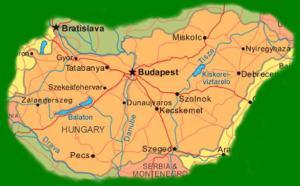 L'Ungheria è entrata a far parte dell'Unione Europea il 1° Maggio 2004.